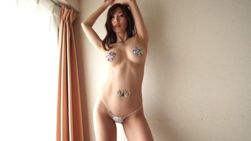 【松嶋えいみキャプ画像】Fカップ巨乳の9頭身エロボディがめちゃシコ過ぎたwwww 43