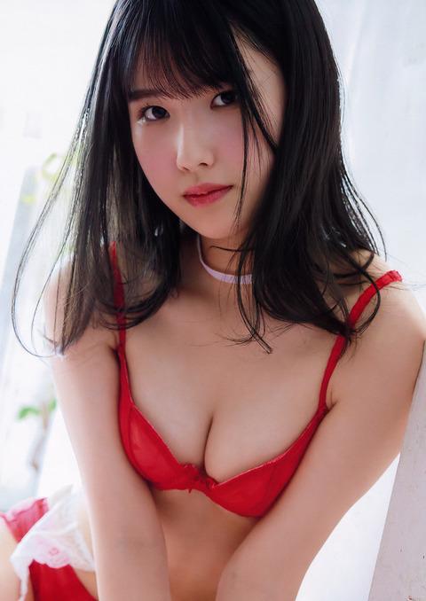 【森嶋あんりエロ画像】コスプレイヤーからデビューした美少女現役JKグラドル 20
