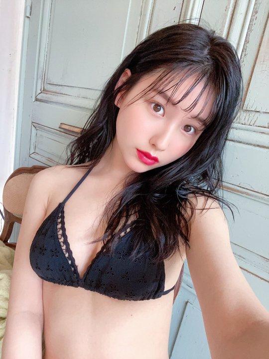 【森嶋あんりエロ画像】コスプレイヤーからデビューした美少女現役JKグラドル 26