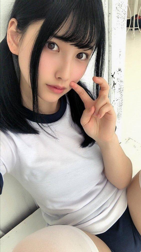 【森嶋あんりエロ画像】コスプレイヤーからデビューした美少女現役JKグラドル 32