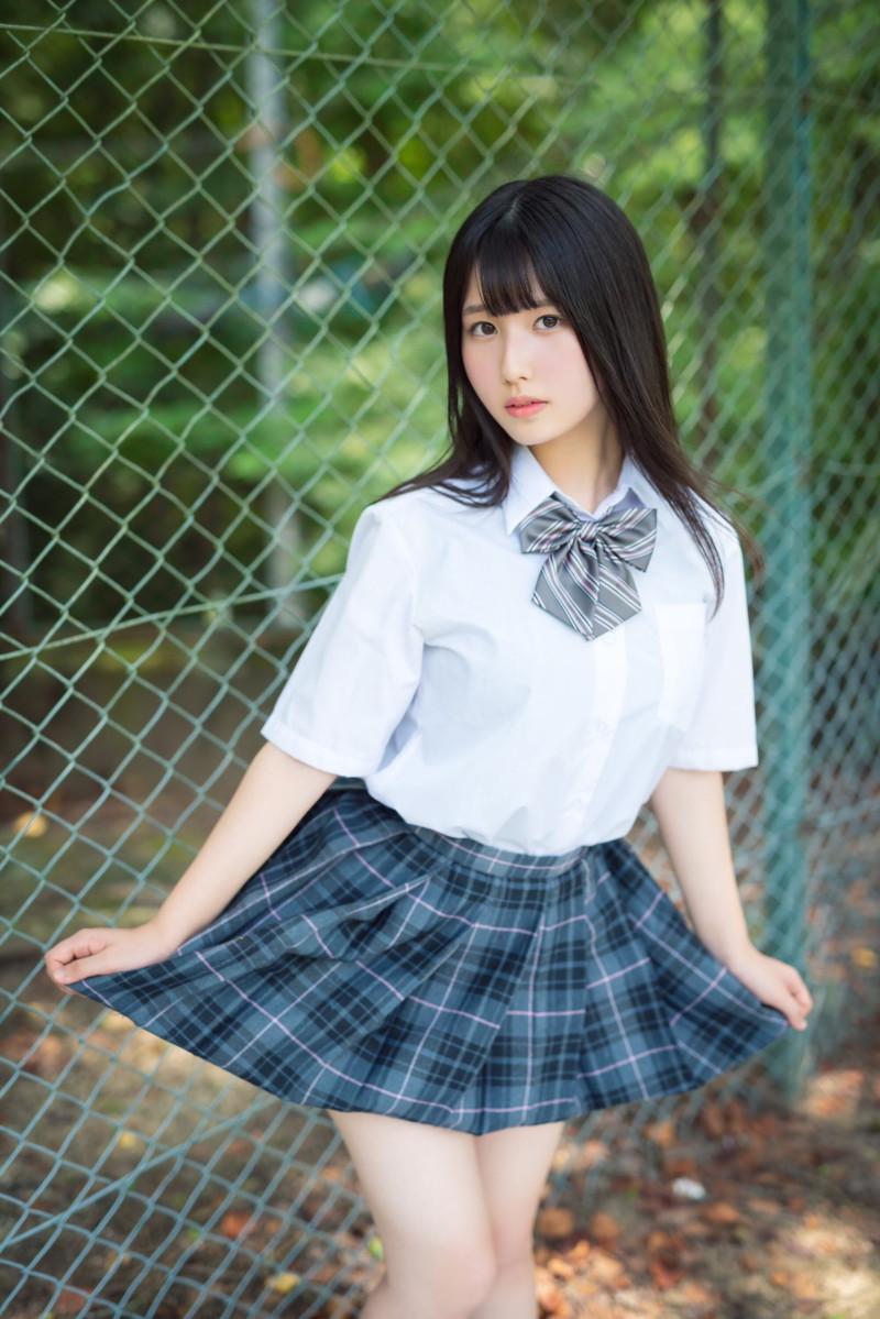 【森嶋あんりエロ画像】コスプレイヤーからデビューした美少女現役JKグラドル 52