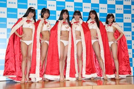 【吉澤遥奈エロ画像】令和最初のミスヤンマガが披露するFカップボディ! 44