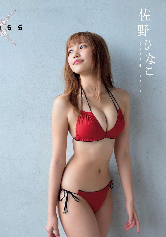 【佐野ひなこグラビア画像】相変わらずエロいFカップ巨乳ボディが眩しすぎる! 56