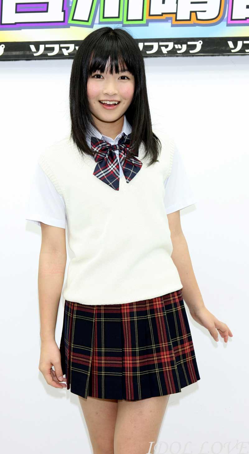 【百川晴香グラビア画像】全力少女Rでリーダーやってる現役アイドルのお宝写真 72