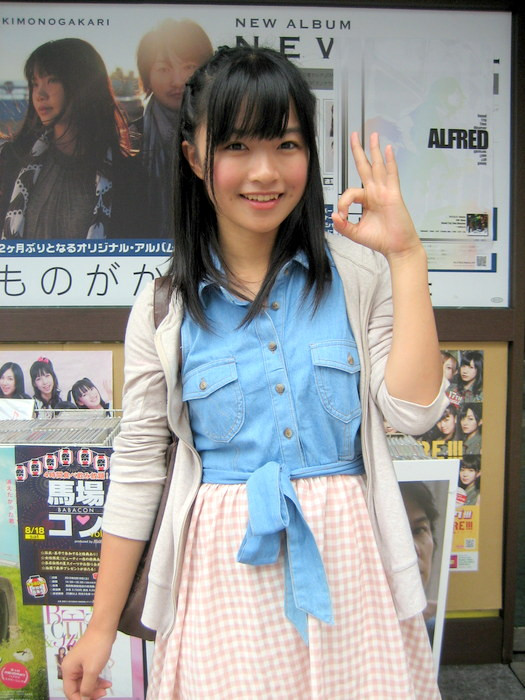 【百川晴香グラビア画像】全力少女Rでリーダーやってる現役アイドルのお宝写真 76
