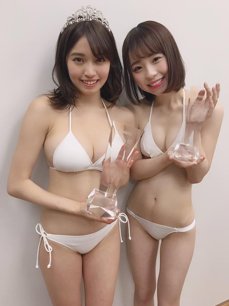 【池田ゆうなエロ画像】アイドル卒業をきっかけにGカップボディを活かしてきた! 20