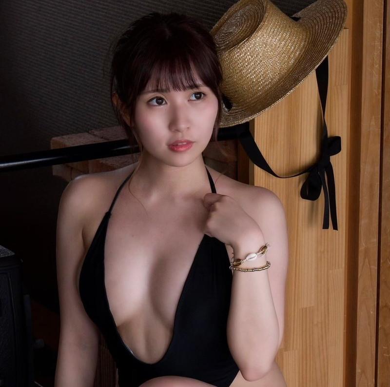 【池田ゆうなエロ画像】アイドル卒業をきっかけにGカップボディを活かしてきた! 58