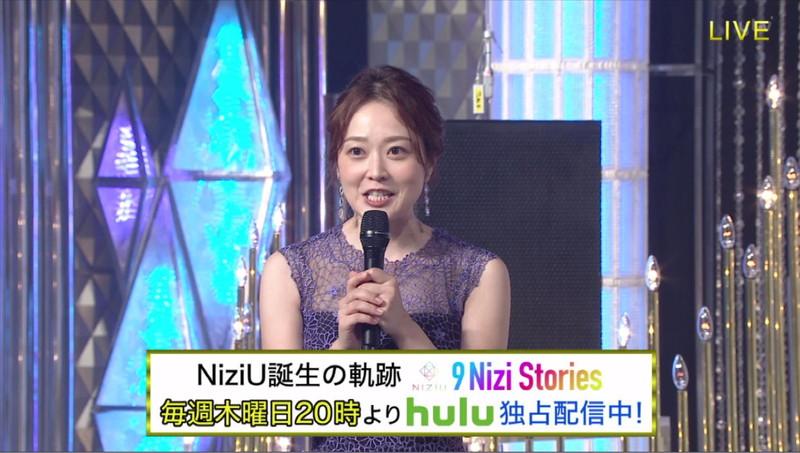 【水卜麻美キャプ画像】日テレ人気女子アナのニット越しオッパイと疑似フェラ! 61