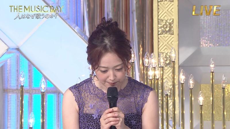 【水卜麻美キャプ画像】日テレ人気女子アナのニット越しオッパイと疑似フェラ! 62