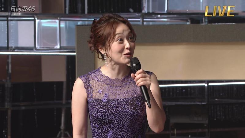 【水卜麻美キャプ画像】日テレ人気女子アナのニット越しオッパイと疑似フェラ! 65