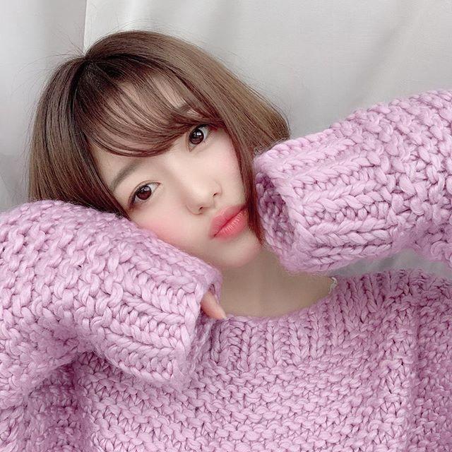 【萩田帆風エロ画像】女子高生ミスコン準グランプリの笑顔が可愛い女の子