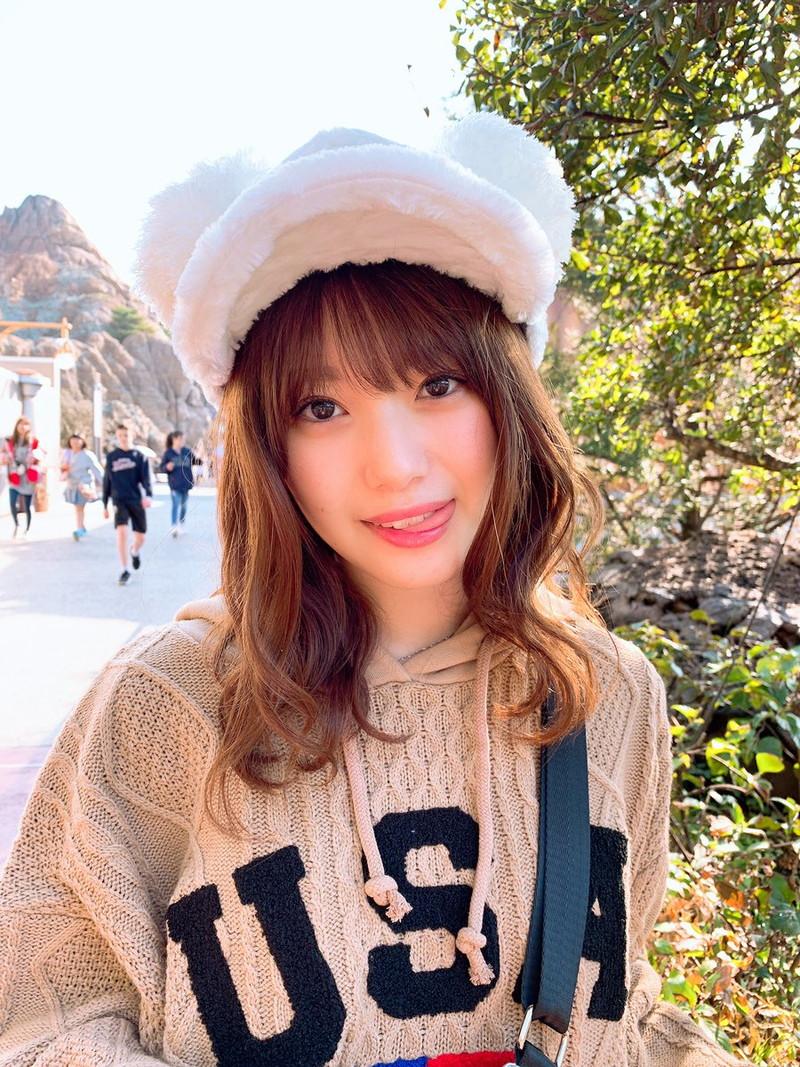 【萩田帆風エロ画像】女子高生ミスコン準グランプリの笑顔が可愛い女の子 09