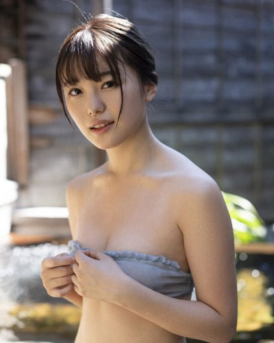 【萩田帆風エロ画像】女子高生ミスコン準グランプリの笑顔が可愛い女の子 27