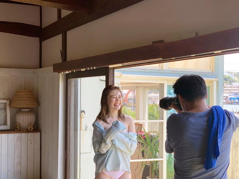 【萩田帆風エロ画像】女子高生ミスコン準グランプリの笑顔が可愛い女の子 28