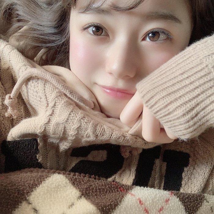 【萩田帆風エロ画像】女子高生ミスコン準グランプリの笑顔が可愛い女の子 35
