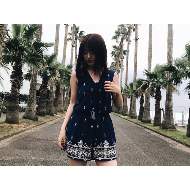 【萩田帆風エロ画像】女子高生ミスコン準グランプリの笑顔が可愛い女の子 36