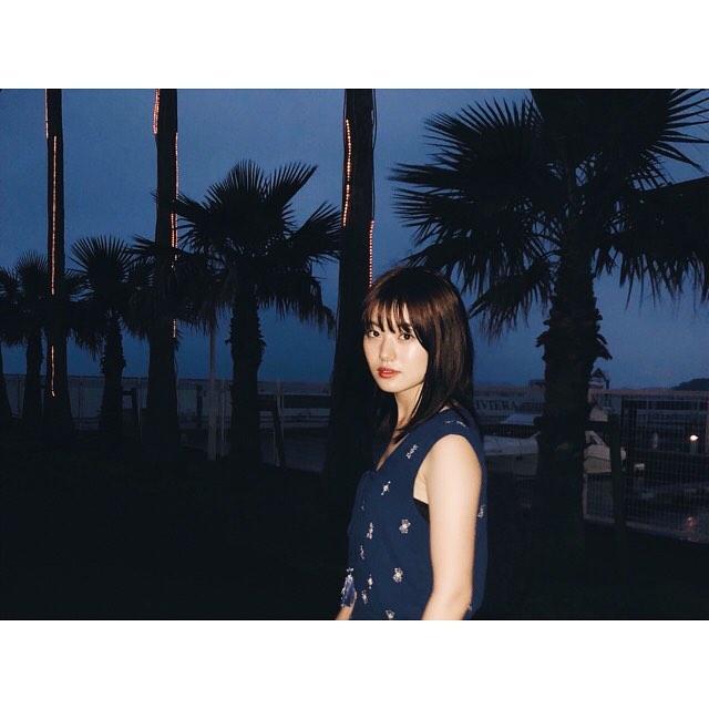 【萩田帆風エロ画像】女子高生ミスコン準グランプリの笑顔が可愛い女の子 37