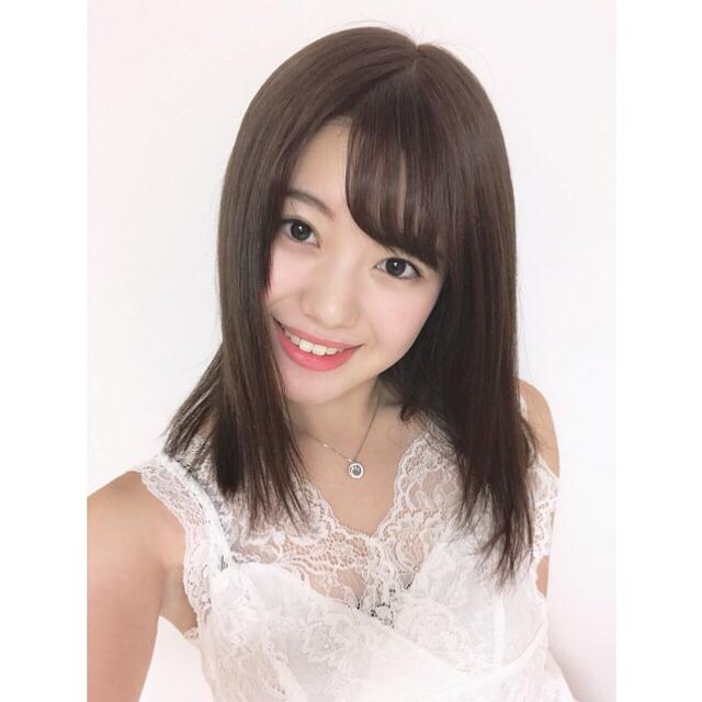 【萩田帆風エロ画像】女子高生ミスコン準グランプリの笑顔が可愛い女の子 38