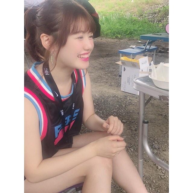 【萩田帆風エロ画像】女子高生ミスコン準グランプリの笑顔が可愛い女の子 39