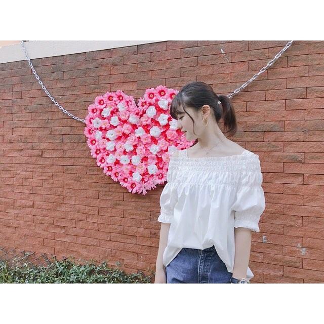【萩田帆風エロ画像】女子高生ミスコン準グランプリの笑顔が可愛い女の子 46
