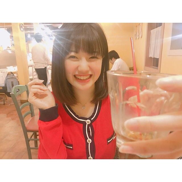 【萩田帆風エロ画像】女子高生ミスコン準グランプリの笑顔が可愛い女の子 48