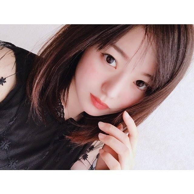 【萩田帆風エロ画像】女子高生ミスコン準グランプリの笑顔が可愛い女の子 50
