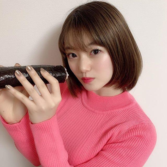 【萩田帆風エロ画像】女子高生ミスコン準グランプリの笑顔が可愛い女の子 51