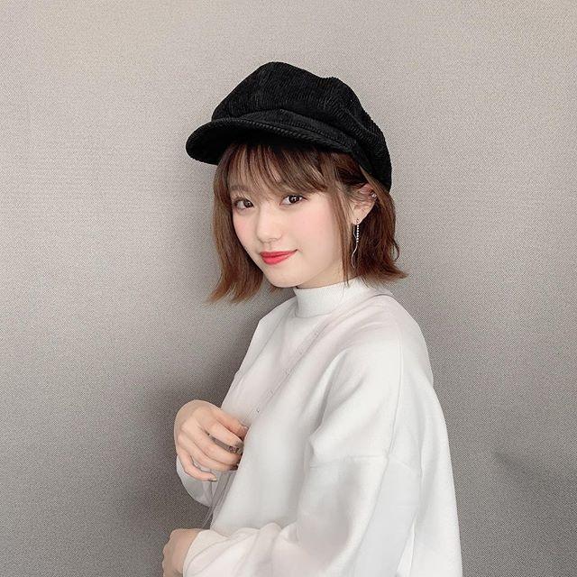 【萩田帆風エロ画像】女子高生ミスコン準グランプリの笑顔が可愛い女の子 54