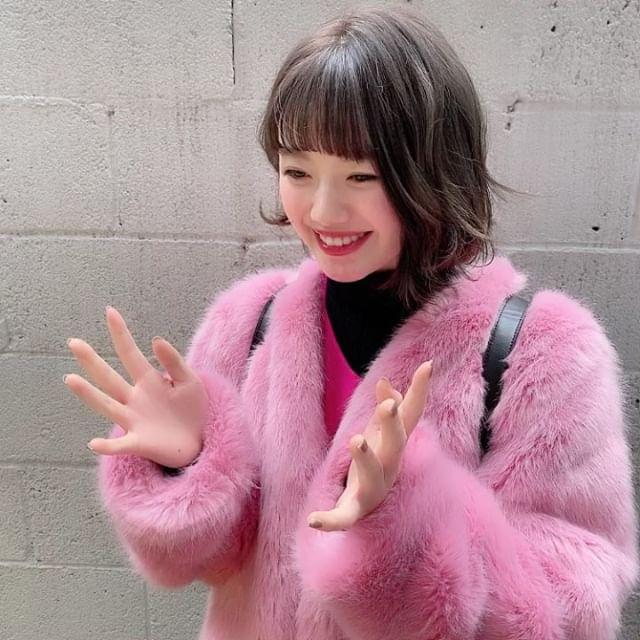 【萩田帆風エロ画像】女子高生ミスコン準グランプリの笑顔が可愛い女の子 55