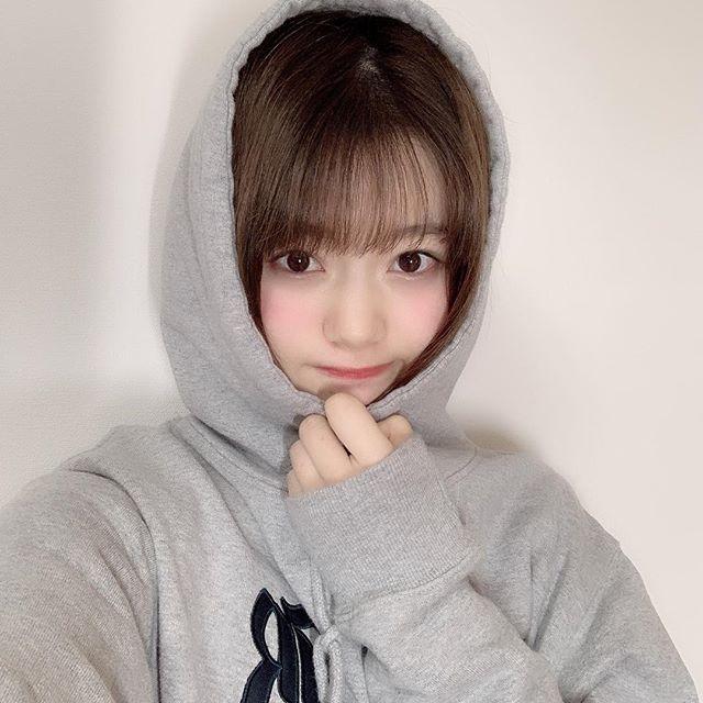 【萩田帆風エロ画像】女子高生ミスコン準グランプリの笑顔が可愛い女の子 56