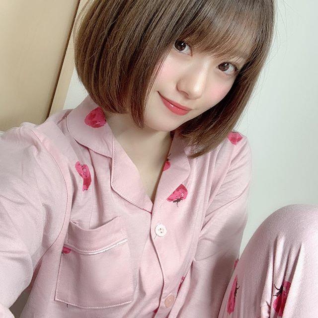 【萩田帆風エロ画像】女子高生ミスコン準グランプリの笑顔が可愛い女の子 58