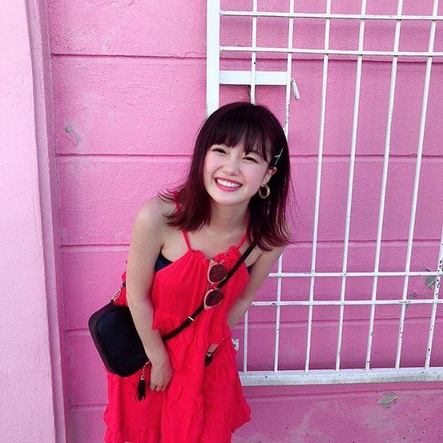 【萩田帆風エロ画像】女子高生ミスコン準グランプリの笑顔が可愛い女の子 59