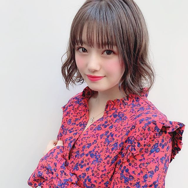 【萩田帆風エロ画像】女子高生ミスコン準グランプリの笑顔が可愛い女の子 60