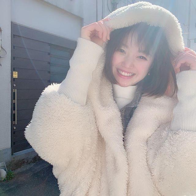 【萩田帆風エロ画像】女子高生ミスコン準グランプリの笑顔が可愛い女の子 64