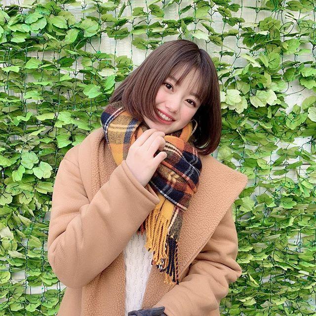 【萩田帆風エロ画像】女子高生ミスコン準グランプリの笑顔が可愛い女の子 65