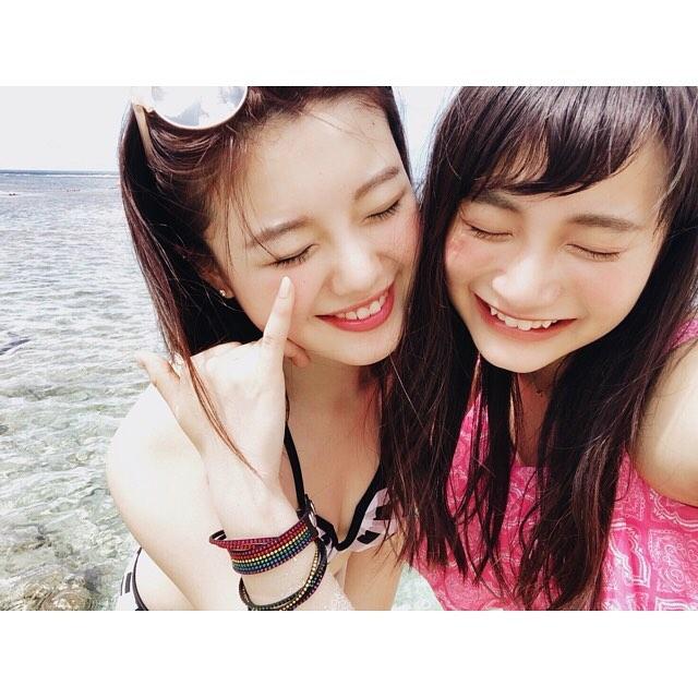 【萩田帆風エロ画像】女子高生ミスコン準グランプリの笑顔が可愛い女の子 75