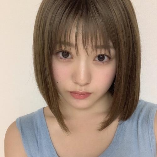 【萩田帆風エロ画像】女子高生ミスコン準グランプリの笑顔が可愛い女の子 77
