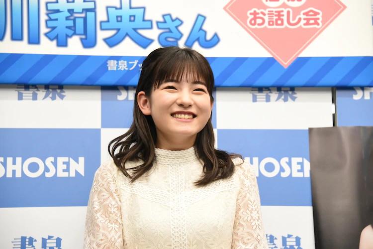 【北川莉央エロ画像】笑顔が可愛い新人モー娘アイドルの眩しいビキニ姿! 31