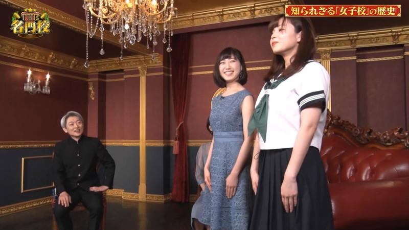 【角谷暁子キャプ画像】テレビ東京の女子アナがセーラー服コスプレしてるwwww 06