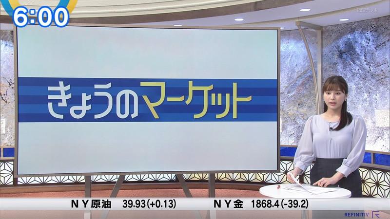 【角谷暁子キャプ画像】テレビ東京の女子アナがセーラー服コスプレしてるwwww 29