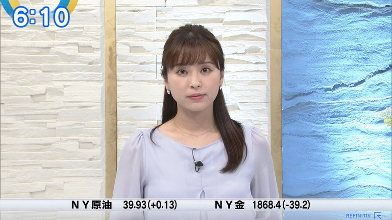 【角谷暁子キャプ画像】テレビ東京の女子アナがセーラー服コスプレしてるwwww 31