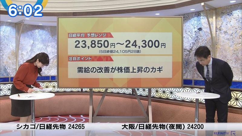 【角谷暁子キャプ画像】テレビ東京の女子アナがセーラー服コスプレしてるwwww 37
