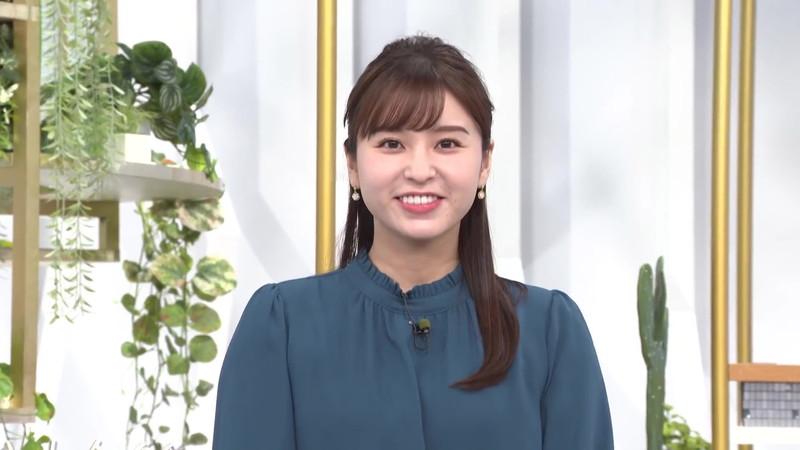 【角谷暁子キャプ画像】テレビ東京の女子アナがセーラー服コスプレしてるwwww 41