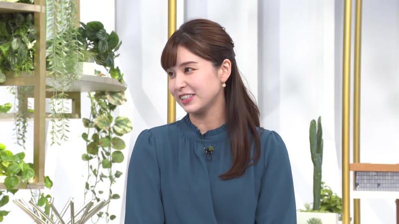 【角谷暁子キャプ画像】テレビ東京の女子アナがセーラー服コスプレしてるwwww 42