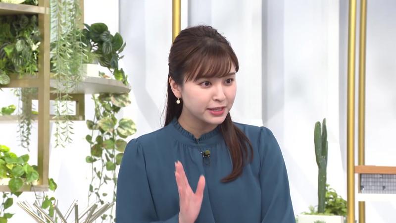 【角谷暁子キャプ画像】テレビ東京の女子アナがセーラー服コスプレしてるwwww 44