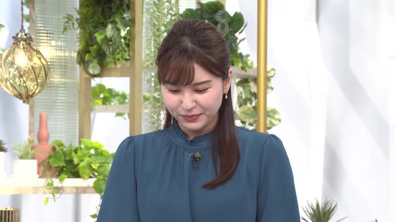 【角谷暁子キャプ画像】テレビ東京の女子アナがセーラー服コスプレしてるwwww 50