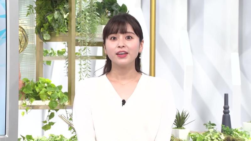 【角谷暁子キャプ画像】テレビ東京の女子アナがセーラー服コスプレしてるwwww 54