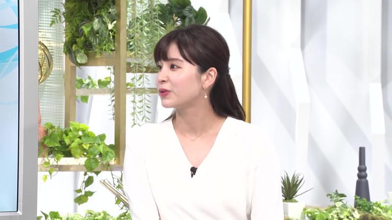 【角谷暁子キャプ画像】テレビ東京の女子アナがセーラー服コスプレしてるwwww 56