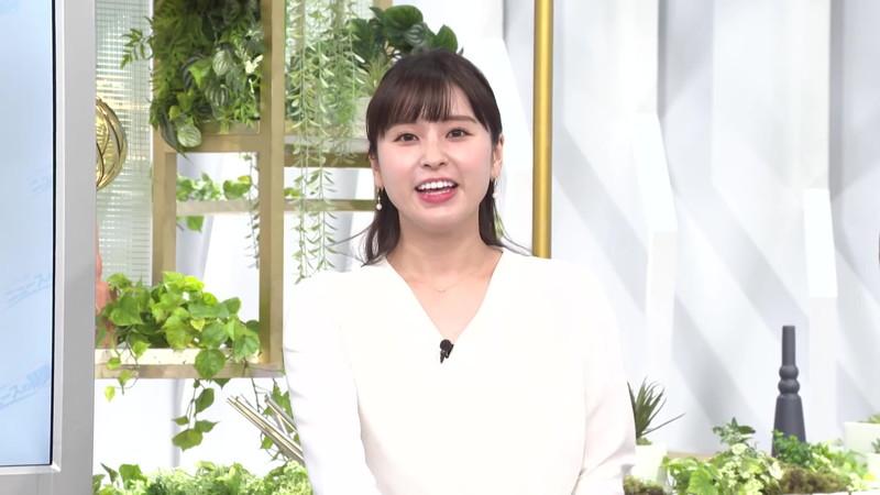 【角谷暁子キャプ画像】テレビ東京の女子アナがセーラー服コスプレしてるwwww 65