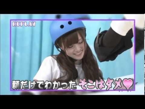 【放送事故エロ画像】テレビ放送中に起きた不意のラッキーエロシーン! 09